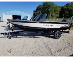 Edge 185 Sport W/ 115 HP Honda and Trailer