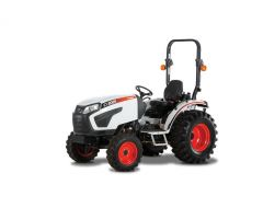 In stock model has front loader installed