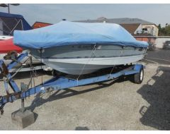 Quantum 170V W/ 3.0L 135 HP Mercruiser and Trailer