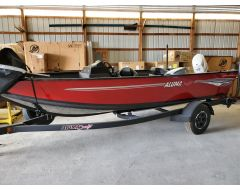 175 Voyageur CS With 75 HP Evinrude