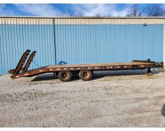 T-30 Deck Over Trailer 30,000 LBS Capacity